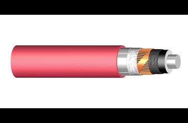 Image of 1-core PEX-M-AL-LRT 72 kV cable